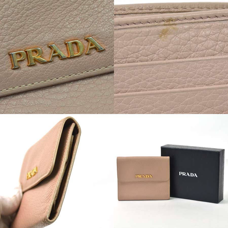 BrandValue | Rakuten Global Market: Prada PRADA long tri-fold ...