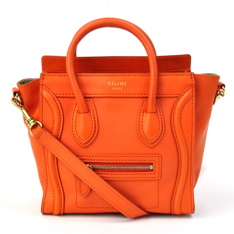 BrandValue | Rakuten Global Market: Celine CELINE handbag 2-Way ...
