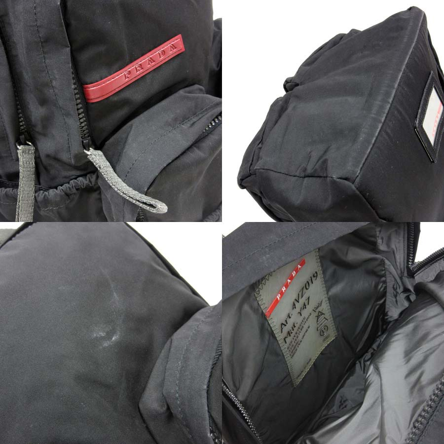 BrandValue | Rakuten Global Market: Prada PRADA backpack Prada ...