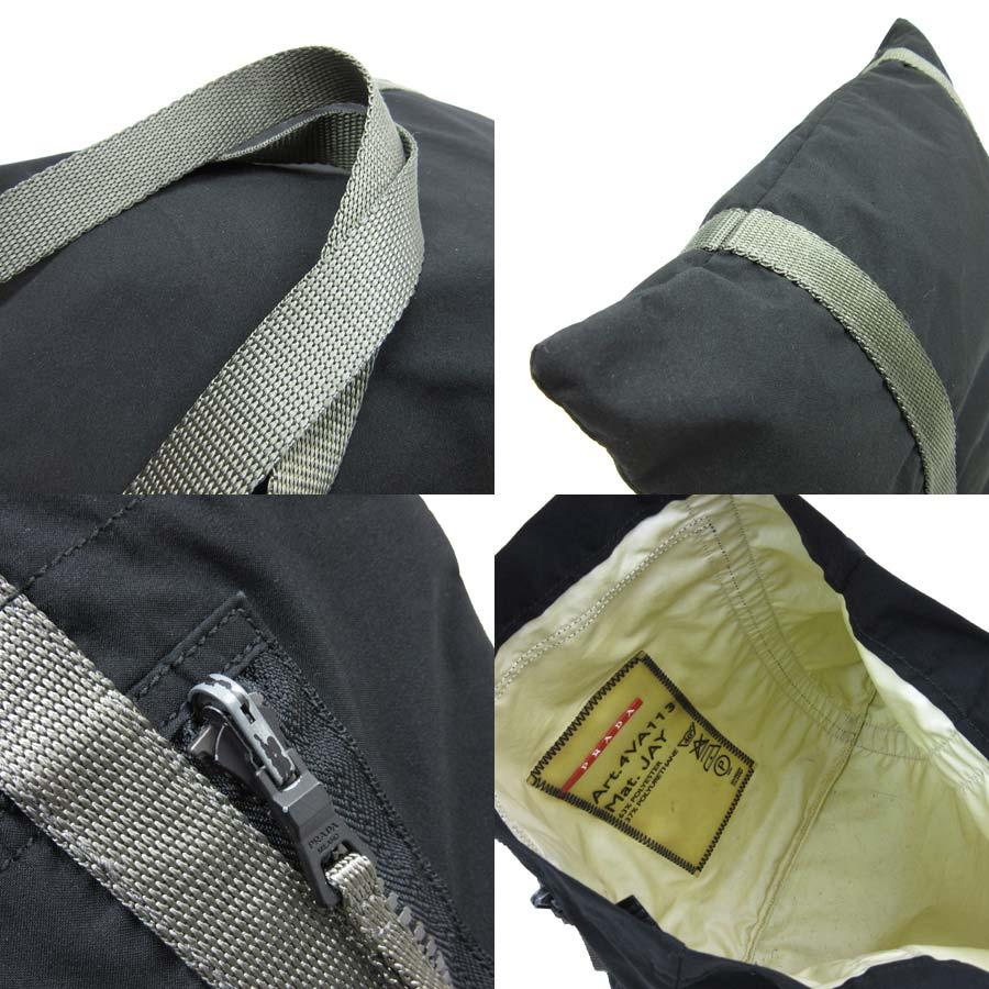 used prada shoulder bag