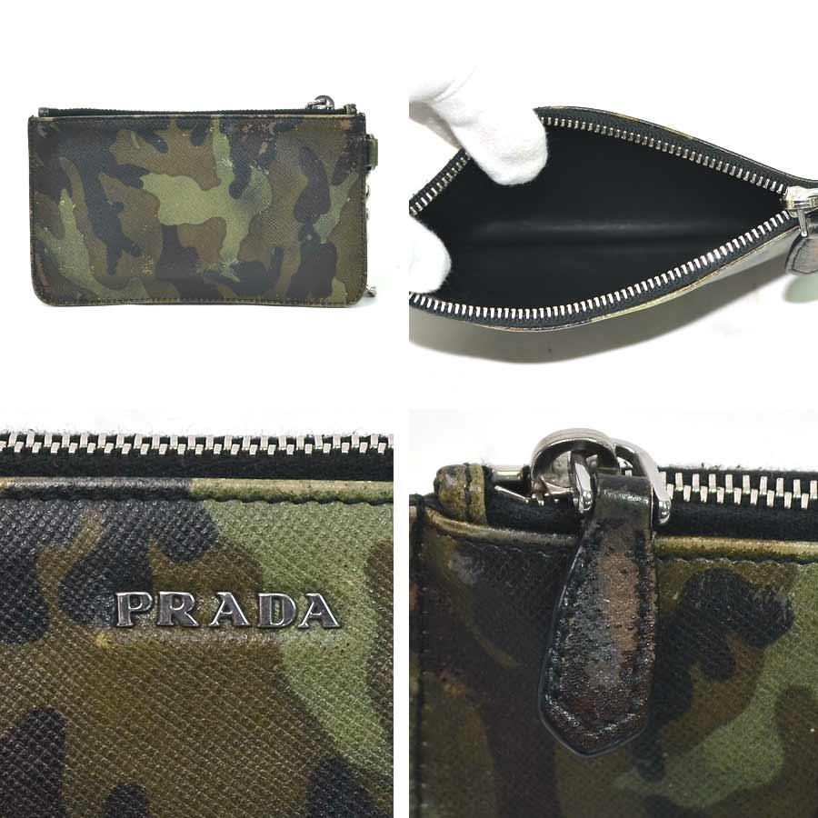 prada billfold wallet - BrandValue | Rakuten Global Market: Prada PRADA purse chain with ...