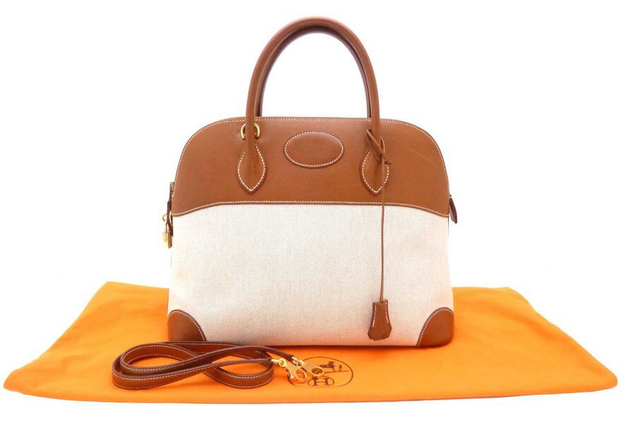 BrandValue | Rakuten Global Market: Hermes HERMES handbag bolide ...