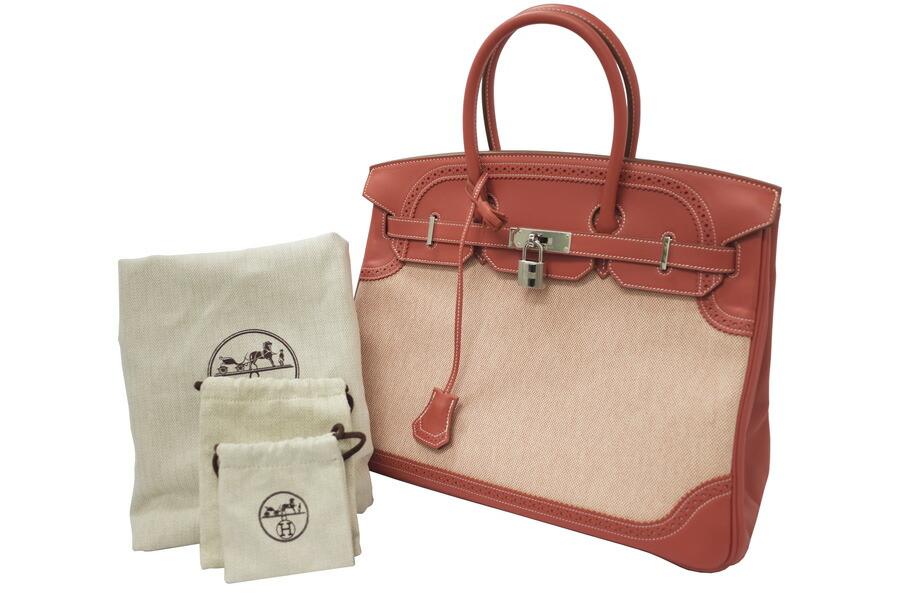 BrandValue | Rakuten Global Market: Hermes HERMES bag Birkin 35 ...