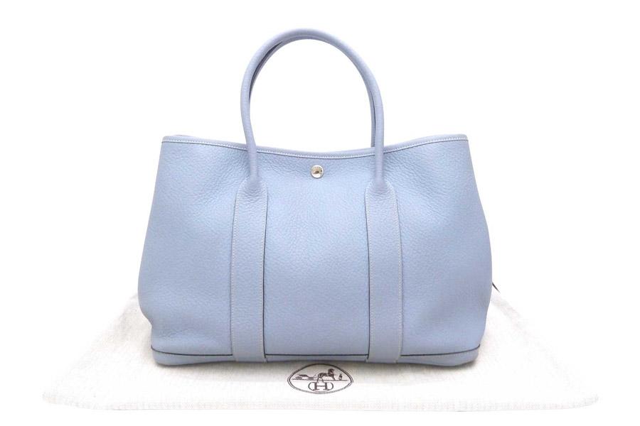 BrandValue | Rakuten Global Market: Hermes HERMES bag garden party ...