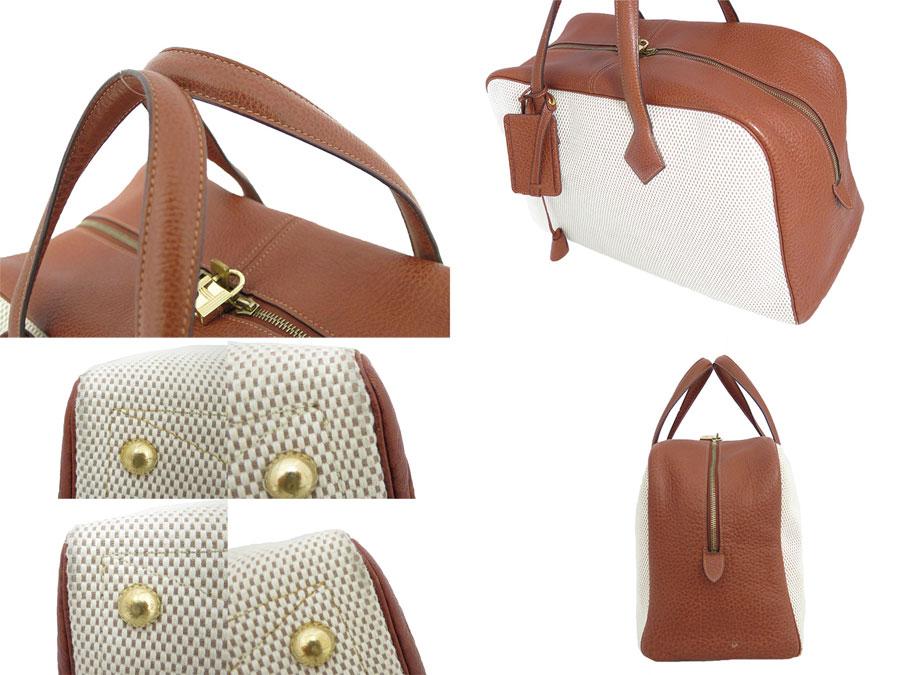 BrandValue | Rakuten Global Market: Hermes HERMES bag Victoria ...