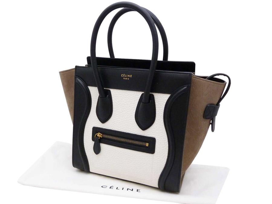 BrandValue | Rakuten Global Market: Celine CELINE bag luggage mini ...