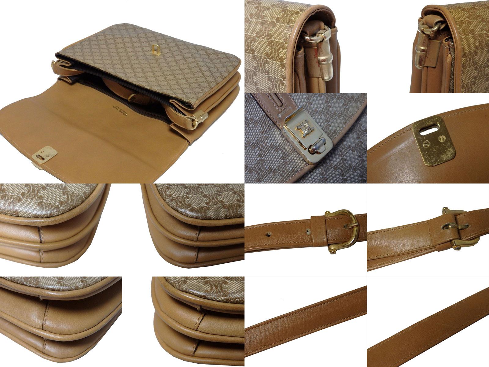BrandValue | Rakuten Global Market: Celine CELINE bag macadam ...