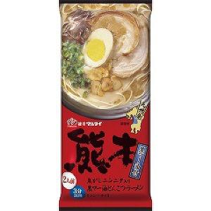 マルタイ熊本黒マー油とんこつラーメン186g×15個セット(4902702001223)