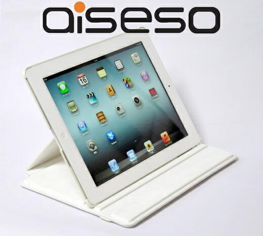 aiseso アイセソ iPad360度回転ケース 2369ap