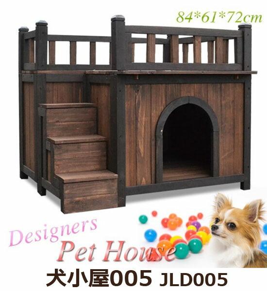 室内家庭犬舍设计图