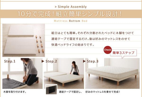 选择从七名工作人员 ! 床板基础结构底床