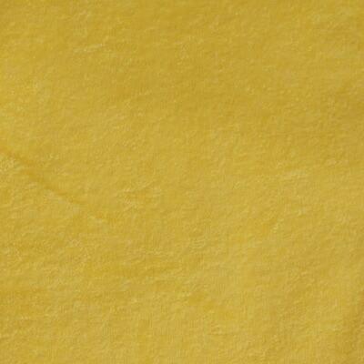 タオルシーツ/特大タオル【110x220cm】イエロー【業務用】【両面パイル地】