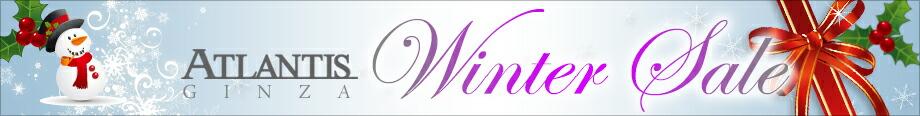 ATLANTIS GINZA Winter Sale!
