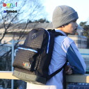 Atmos girls points 10 times! 3/5 21:00 from 3/9 12:59 beruf baggage×atmos EASY DAYPACK BLACK