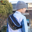 Atmos girls points 10 times! Beruf baggage×atmos ROUND WAISTBAG BLACK 3/9 12:59 from 3/5 21:00.