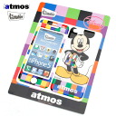 Atmos x MICKEY Disney×Gizmobies iPhone5/5 S MULTI