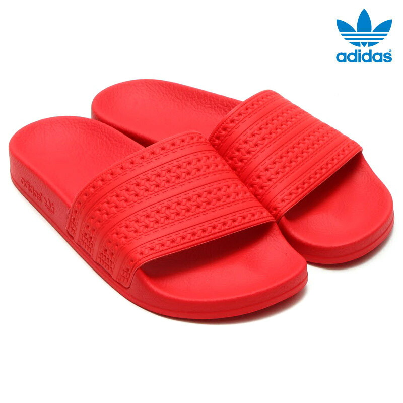 4704a68d4f47 red adidas adilette sandals