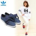 adidas Originals RELACE LOW W DENIM DARK BLUE/DARK BLUE/RUNNING WHITE