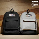 CHUMS×Atmos PLEATED POCKET DAY PACK 2-color