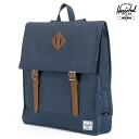 Entry & 2 shop purchase points 5 times! ★ Herschel Supply SURVEY NAVY fs04gm up 5/11 23:59
