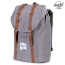 Herschel Supply RETREAT GREY