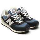 Shop all points 10 times! 4, 3:59 From the New Balance ML574 DNA NAVY BLUE