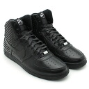 Rakuten great Thanksgiving! Can be used to store all items during the 10% off coupon distribution during ★ NIKE WMNS AIR FORCE 1 LIGHT HIGH QS BLACK/BLACK