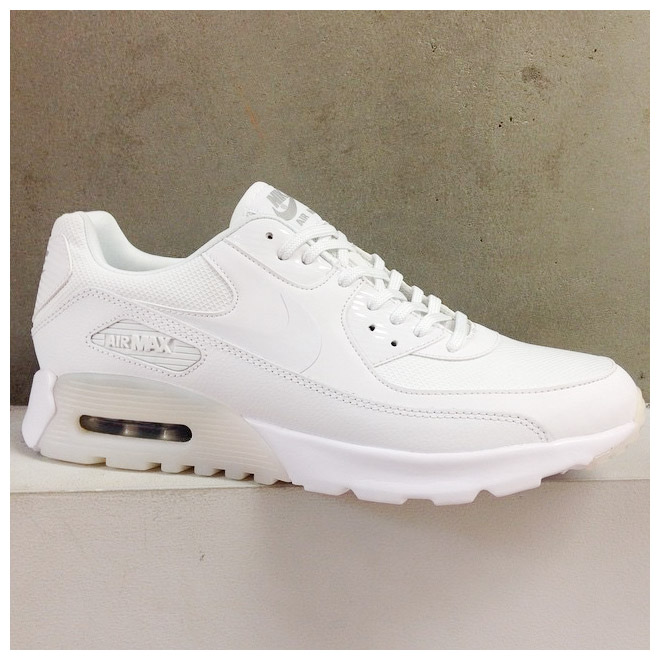 Air Max 90 White Ultra