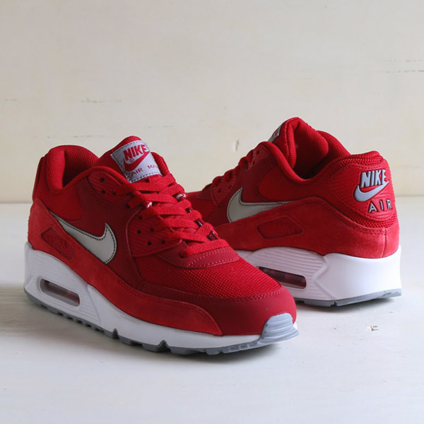 Nike Air Max 90 Essential Gym Red