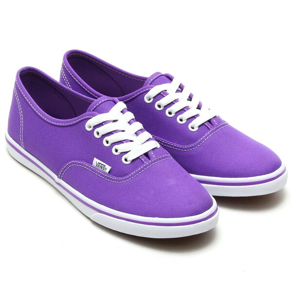 vans authentic lo pro purple cheap