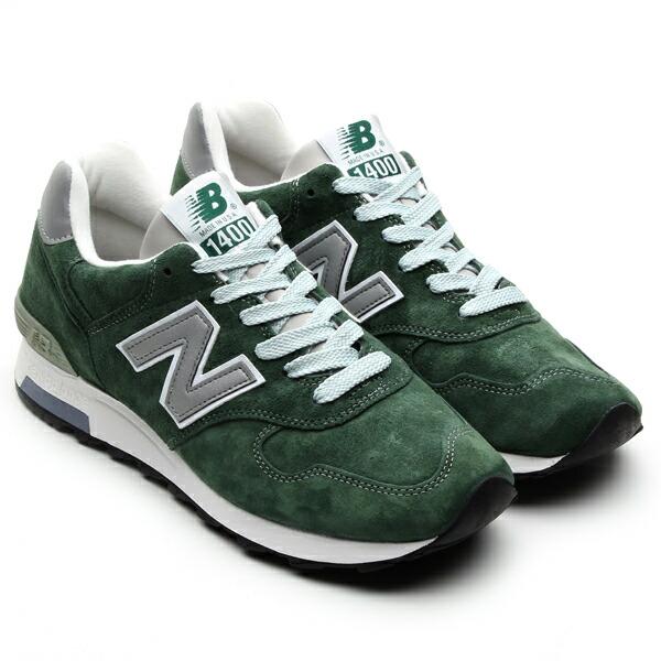 new balance 1400 green