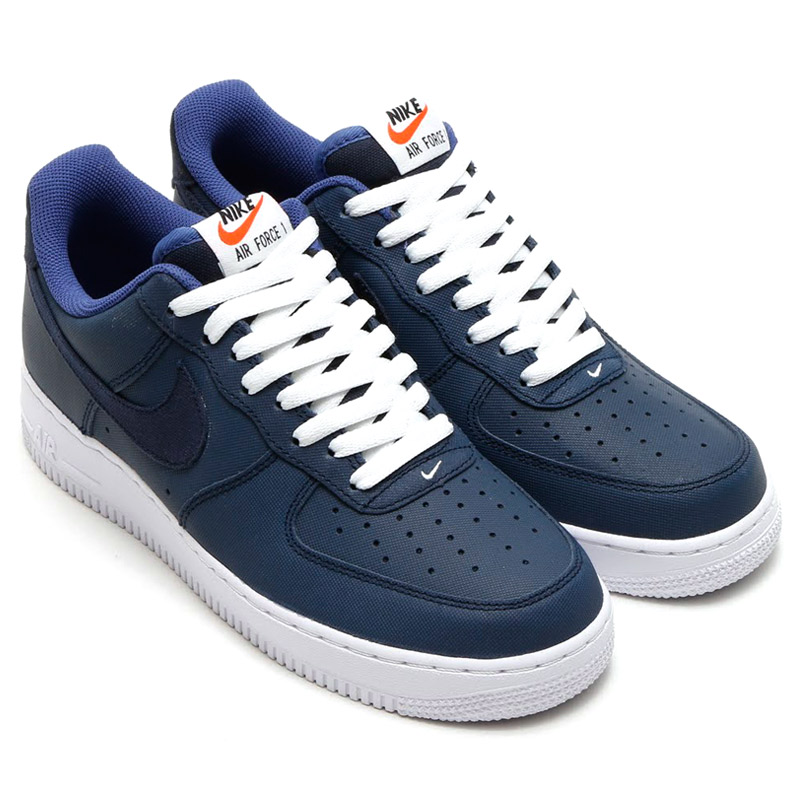 nike air force 1 low navy blue
