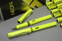 LAMY Lamy Safari fountain pen 2013 limited neon