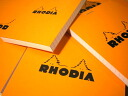 BLOC RHODIA No12 block Rhodia No12 (85 x 120 mm)