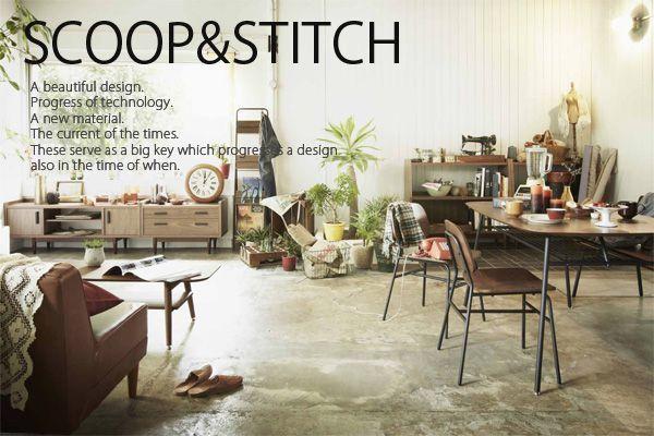 SCOOP&STITCH(スクープアンドスティッチ)