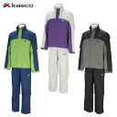 Cass co-golf KRW-016 top and bottom set rainwear KASCO KRW016