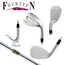 Fourteen Golf D-030 wedge dynamic gold steel shaft D030