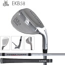 Original carbon shaft EKB58 Lynx Lynx Golf ECB 58 wedge (58 degrees)