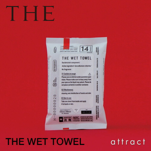THE WET TOWEL �ʥݥ��åȥ����ס�