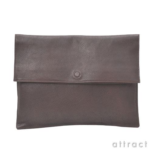 HERGOPOCH エルゴポック NO.11 Series Prime Grain Leather クラッチバッグ Mサイズ(11-ENV)