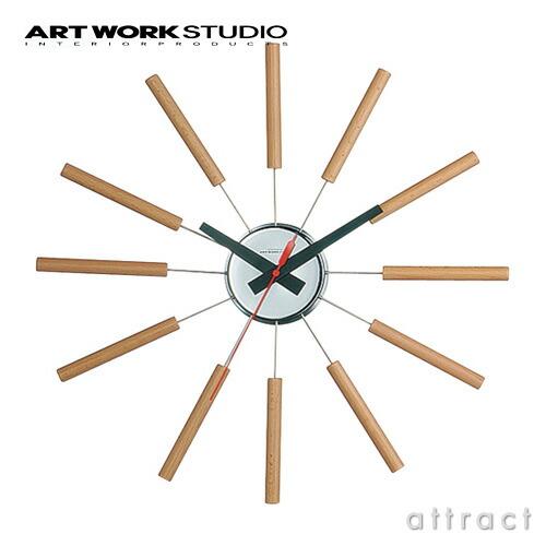 ART WORK STUDIO アートワークスタジオ ATRAS アトラス ウォールクロック