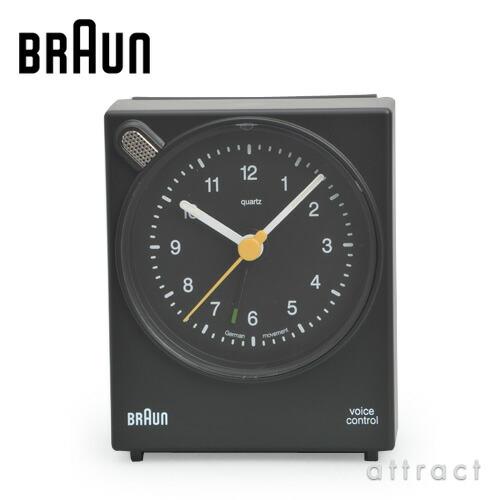 BRAUN ブラウン Radio Clock アラームクロック(BNC004)
