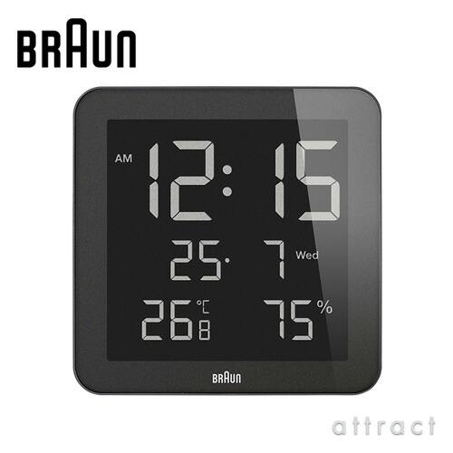 BRAUN ブラウン Digital WallClock デジタル ウォールクロック(BNC014)