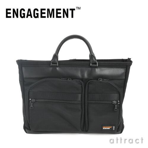 ENGAGEMENT エンゲージメント エンゲージド・ナイロン トートブリーフケース(EGBF-006)