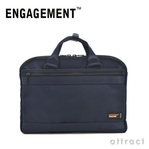 ENGAGEMENT エンゲージメント エンゲージド・ナイロン クラッチ ブリーフケース(EGBF-007)