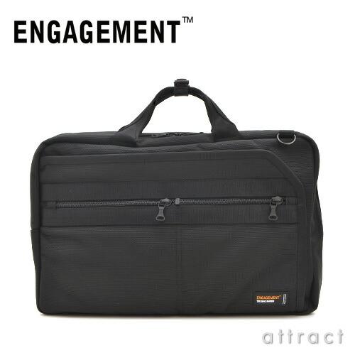 ENGAGEMENT エンゲージメント エンゲージド・ナイロン 3way ブリーフケース(EGBF-007)