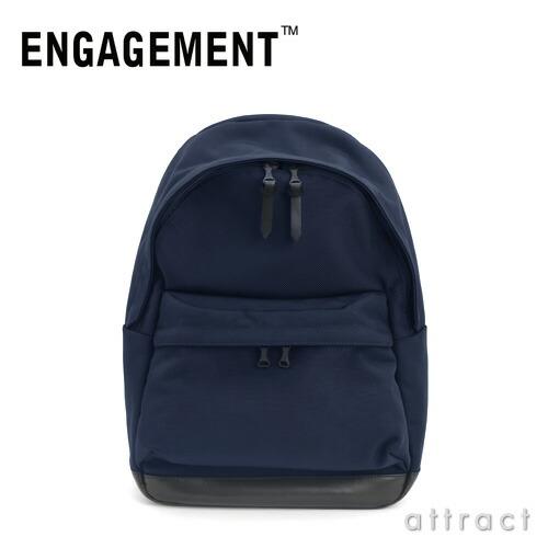 ENGAGEMENT エンゲージメント エンゲージド・ナイロン デイパック バックパック(EGBP-003)