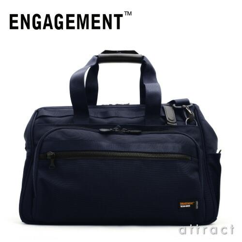 ENGAGEMENT エンゲージメント エンゲージド・ナイロン 2way ボストンバッグ(EGBT-001)