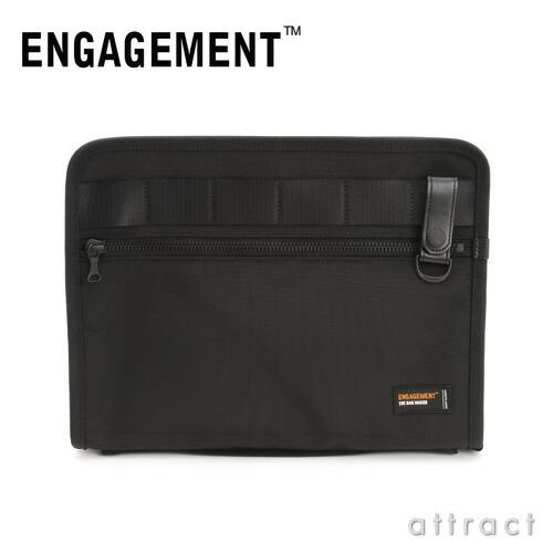 ENGAGEMENT エンゲージメント エンゲージド・ナイロン クラッチケース(EGCH-001)