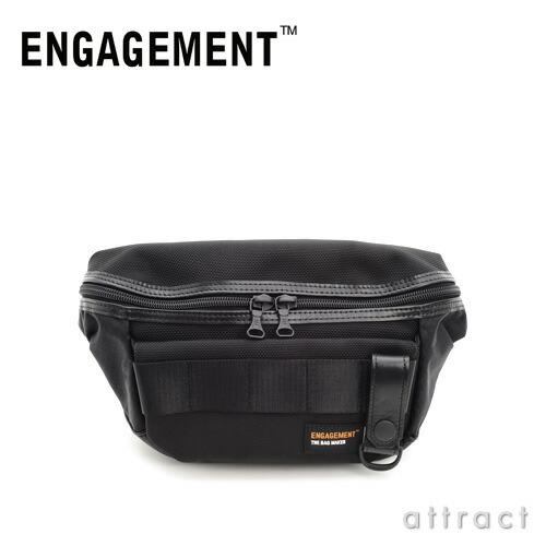 ENGAGEMENT エンゲージメント エンゲージド・ナイロン ショルダーバッグ Sサイズ(EGSB-001)